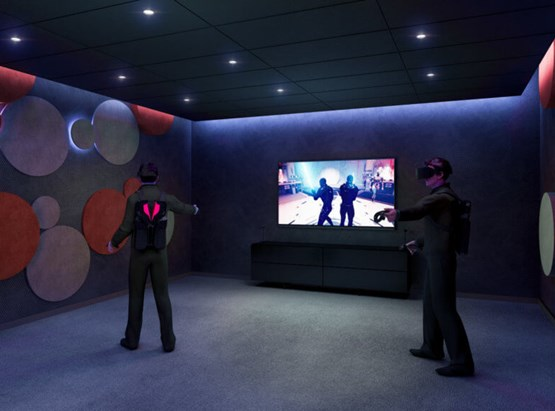 MB - VR Studio / Meeting Room